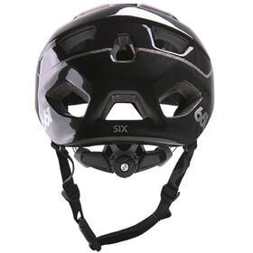 SixSixOne EVO AM Cykelhjelm, metallic black
